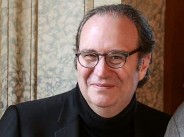 Xavier Niel, le 25 février 2020 à Paris