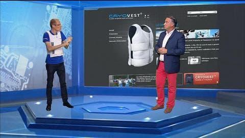 L'été connecté: une veste réfrigérante pour lutter contre les fortes chaleurs