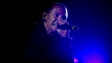 Chester Bennington, le chanteur du groupe Linkin Park