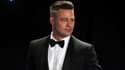 Brad Pitt lors des Oscars 2014