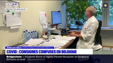Covid-19: en Belgique, habitants et médecins dénoncent de nouvelles mesures confuses