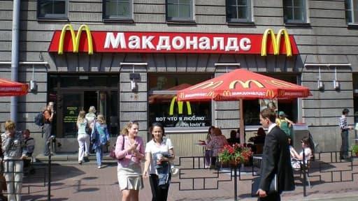 L'histoire de McDo en Russie a toujours été liée à la géopolitique.