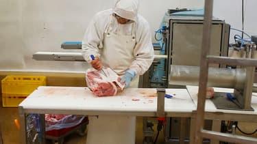 Réunis pour un concours international à Francfort, les jeunes bouchers s'interrogent sur l'essor de la viande créée en laboratoire