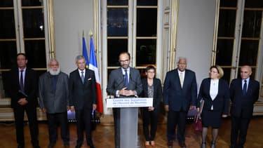 Edouard Philippe le 2 novembre 2017.