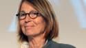 La ministre de la Culture et co-directrice de la maison d'édition Actes Sud Françoise Nyssen, le 18 mars 2016 à Paris.
