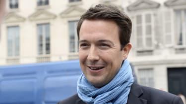 Guillaume Peltier, vice-président démissionnaire de l'UMP, est soupçonné de délit de favoritisme