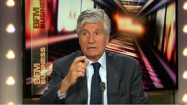 Maurice Lévy était l'invité de BFM Business ce 16 février.