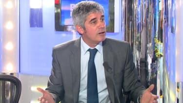 Pascal Brier, directeur général adjoint d'Altran, sur BFM Business ce lundi 4 mars