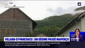 Villard-Saint-Pancrace: un séisme passé inaperçu