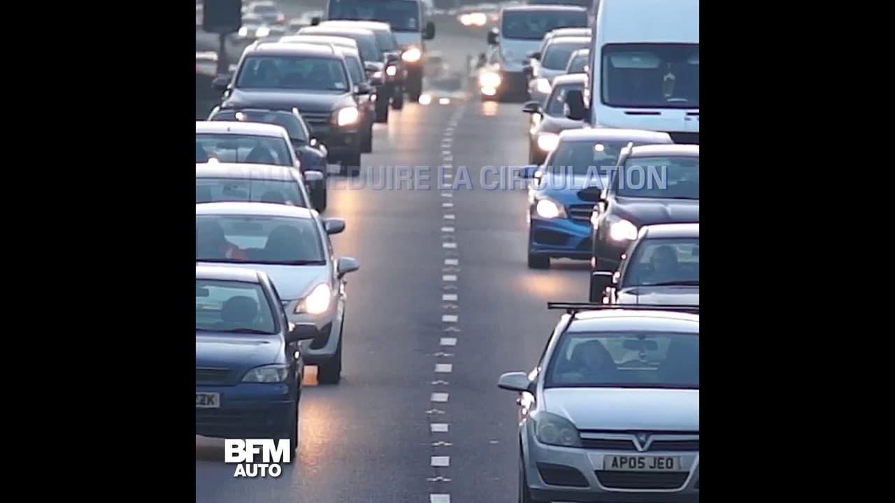 Limitation à 30 km/h, péage urbain ... Comment les villes restreignent la circulation des voitures