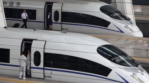 CNR et CSR veulent concurrencer Siemens ou Bombardier.