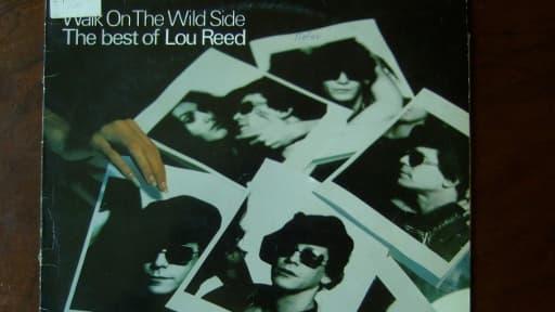 """L'album """"Walk on the Wild Side: The Best of Lou Reed"""", est sorti en 1977."""""""