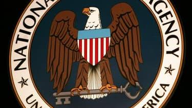 Le logo de l'Agence de sécurité nationale américaine (NSA)