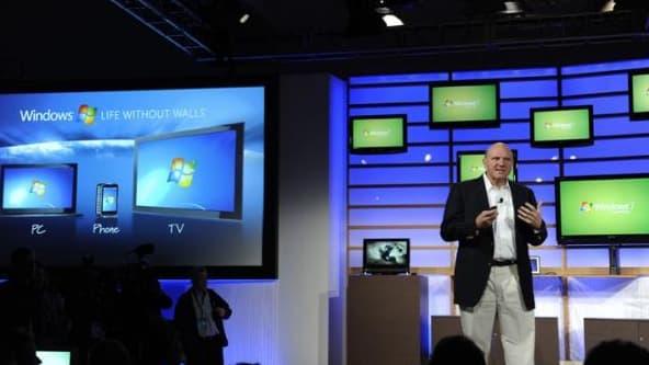 Selon Steve Ballmer, Windows 8 est le plus gros lancement depuis des années.