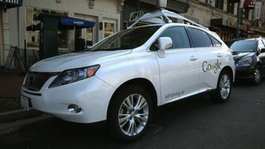 Google pourrait mettre au point un service de réservation de sa Google Car.