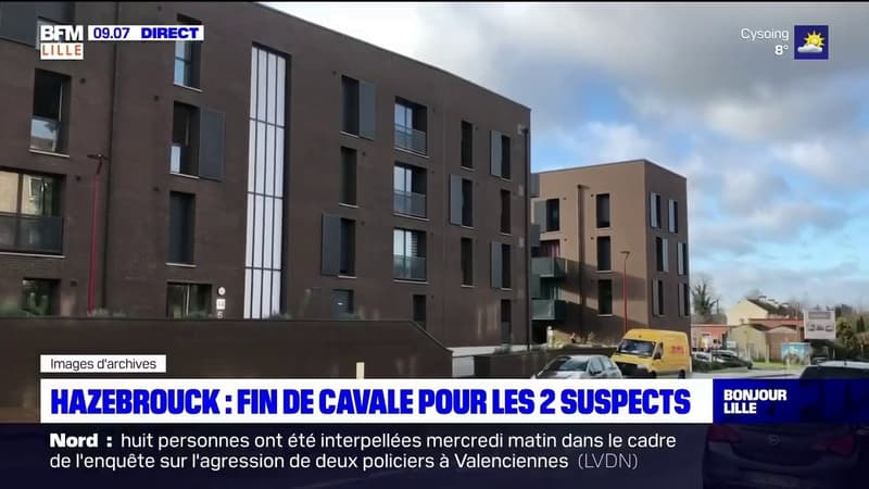 Meurtre d'un homme à Hazebrouck: deux suspects se sont rendus à la police