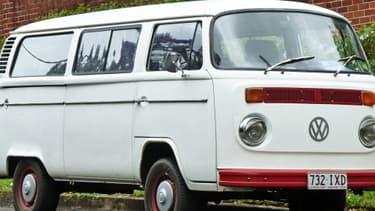 Le Combi de Volkswagen a connu son heure de gloire dans les années 70.