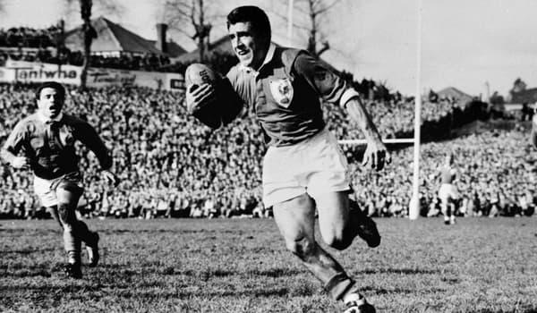François Moncla avec les Bleus en 1961