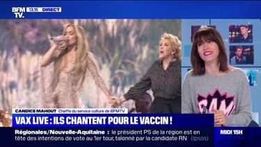 Vax Live: ils chantent pour le vaccin ! - 06/05