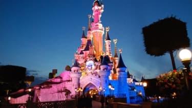 Les parcs à thèmes d'Euro Disney ont enregistré une baisse leur fréquentation de 7%.