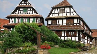 Hunspach a été élu village préféré des Français 2020