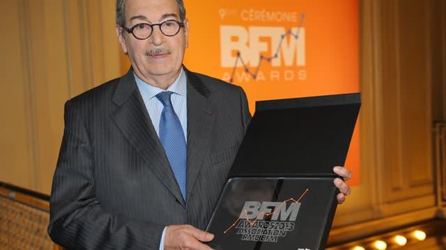 Klesia lauréate de l'Award de l'Association RMC/BFM
