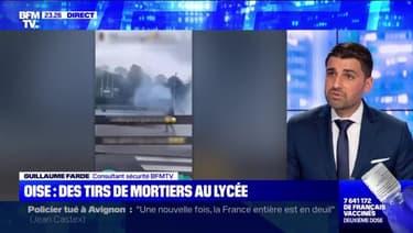 Des tirs de mortiers au lycée André Malraux dans l'Oise - 07/05