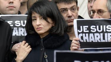 Jeannette Bougrab, le 9 janvier 2015