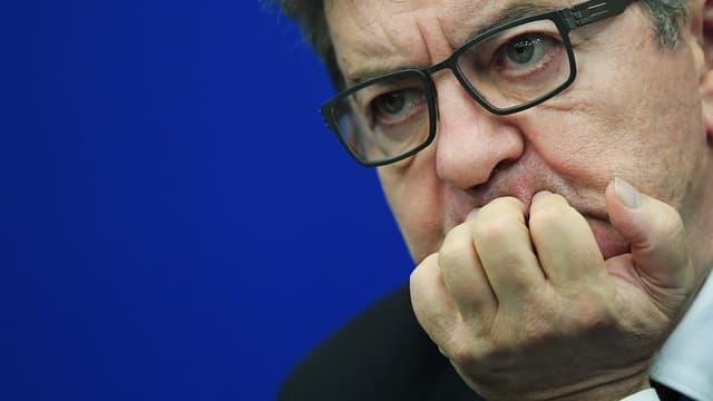 Jean-Luc Mélenchon a été entendu par les enquêteurs la semaine dernière.