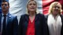 Marine Le Pen à Besançon, le 28 octobre 2015