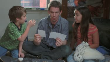 Boyhood, un film de Richard Linkater tourné en douze ans.