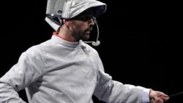 Nicolas Lopez et les sabreurs français battus en 8es de finale des Mondiaux