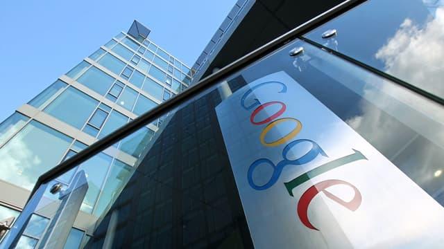 Le siège de Google à Dublin