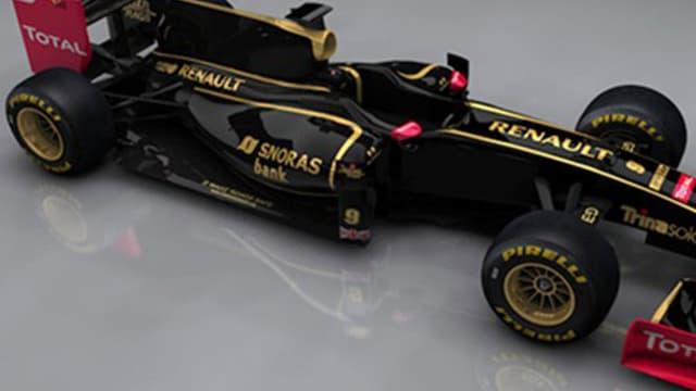 Lotus Renault
