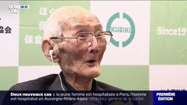 L'homme le plus vieux du monde, un Japonais de 112 ans, est mort