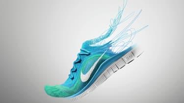 Des Nike à télécharger et à imprimer chez soi ou en magasin, voilà le futur proche de la marque.