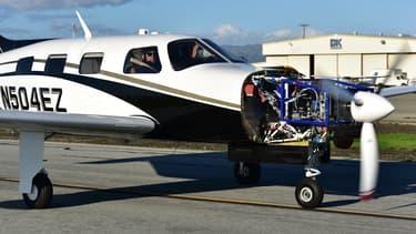 Start-up californienne, ZeroAvia espère effectuer en 2020 ses premiers vols d'essai d'un avion de 6 places, modifié pour accueillir un système de propulsion électrique alimenté par une pile à combustible.