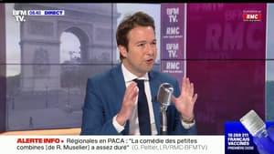 """Guillaume Peltier (@G_Peltier) voterait """"blanc"""" pour les régionales, s'il habitait en PACA"""