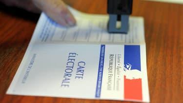 Un bureau de vote a été évacué, ce dimanche, à Besançon (Photo d'illustration)