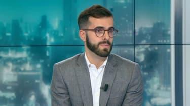 Ismaël Emilien ce lundi soir sur BFMTV.