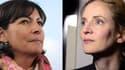 Anne Hidalgo est en tête dans les sondages face à Nathalie Kosciusko-Morizet pour gagner la mairie de Paris.
