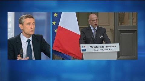 """Attentat déjoué: Frédéric Péchenard dénonce """"la volonté politique de communiquer là-dessus à ce moment-là"""""""