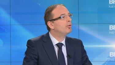 Le député socialiste du Cher Yann Galut