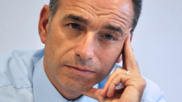 Le président de l'UMP Jean-François Copé aux Sables-d'Olonne, le 6 novembre 2013.