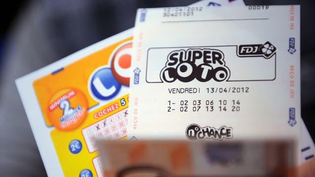 Un numéro qui sera tiré au sort va être rajouté sur le ticket de Loto.