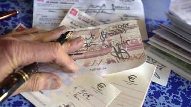 En 2017, les chèques ont représenté 40% de la fraude bancaire en n'étant qu'à la 4e place des moyens de paiements