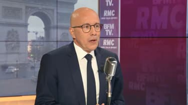 Eric Ciotti, député des Alpes-Maritimes, le 3 décembre 2020. (Photo d'illustration)