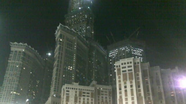 La plus haute horloge du monde