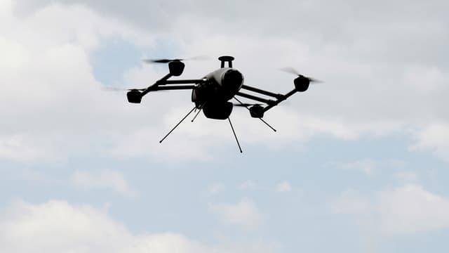 Un drone civil (image d'illustration).