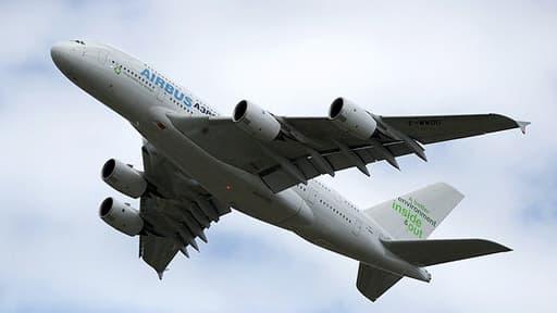 Des niveaux inattendus de fatigue du métal ont été découverts sur les ailes de l'A380.